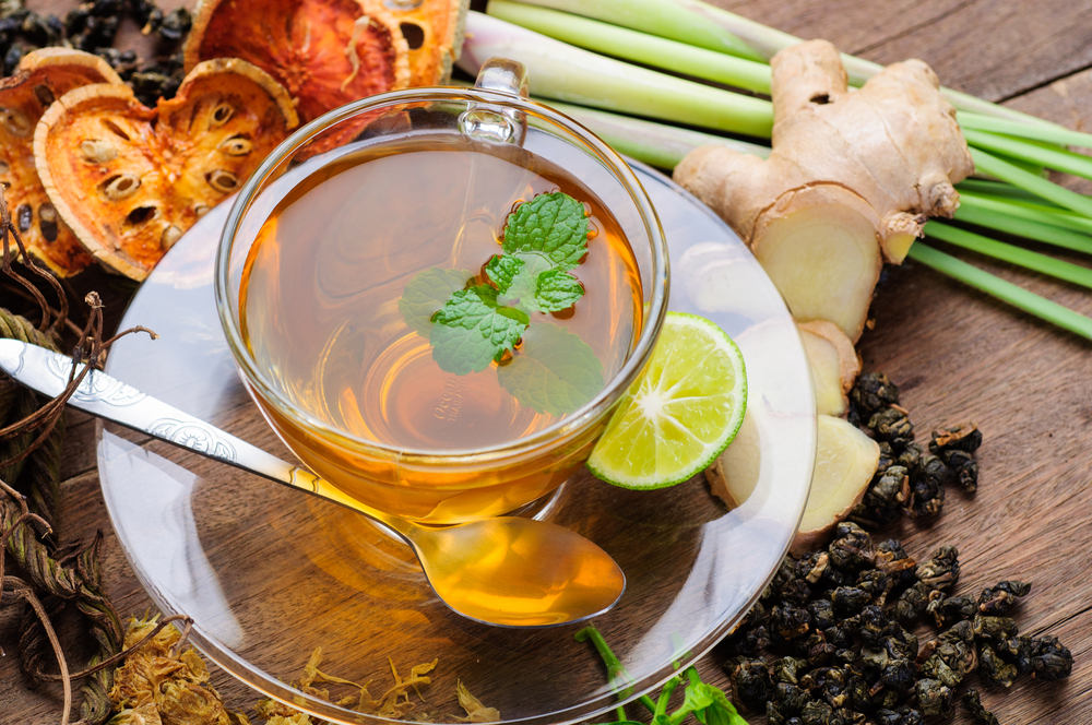health benefits of herbal teas