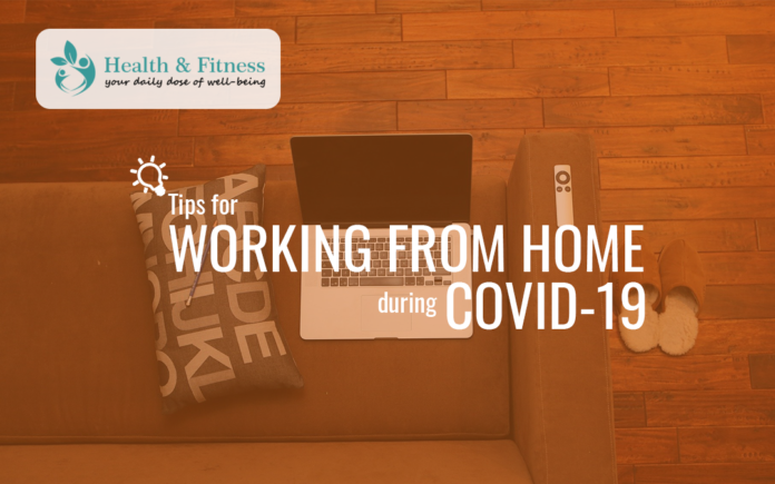 ips for Working from Home Effectively
