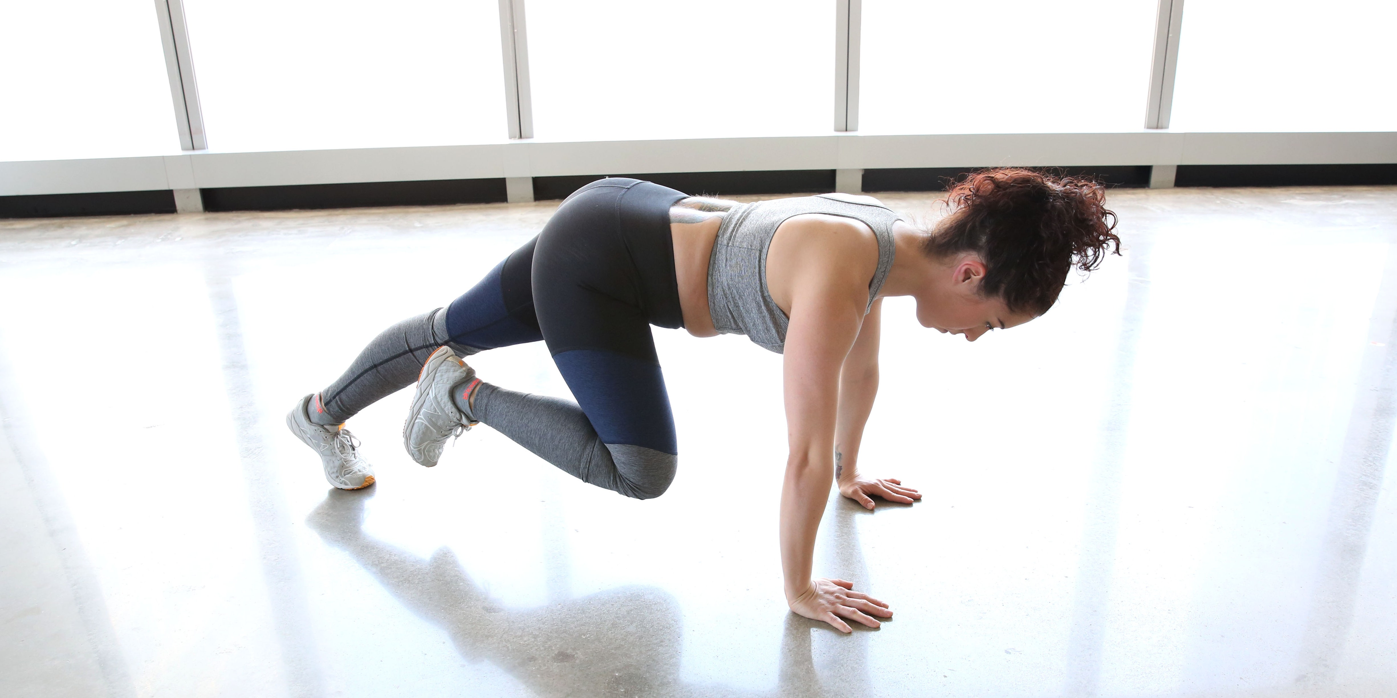 bouncing plates at home workouts