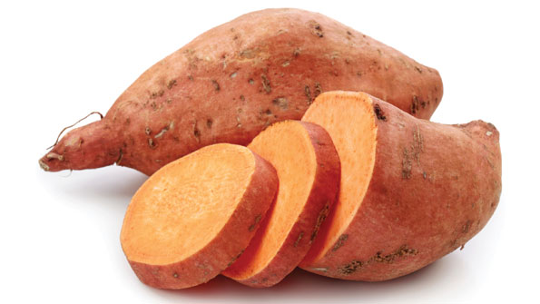 sweets potatoes  healthy food for immune system