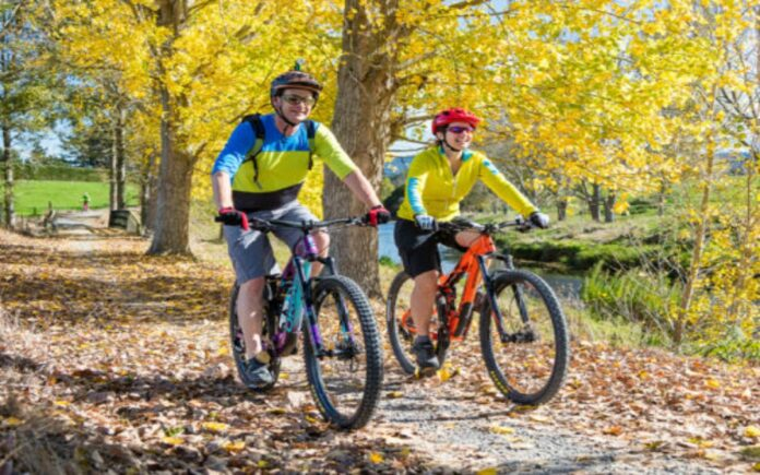 Why cycling is awesome in Autumn Season