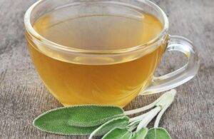 Three-Lobed Sage tea