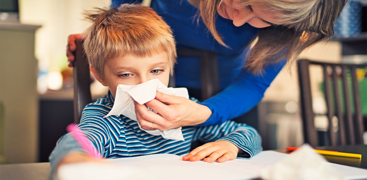 Cough and Cold Hygiene