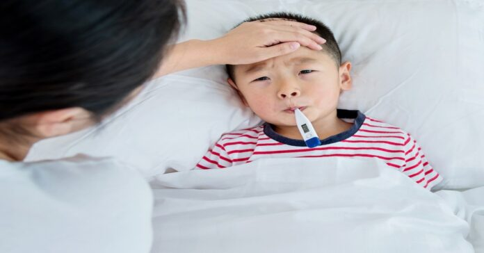 How to Prevent Your Child from Getting Sick at Home