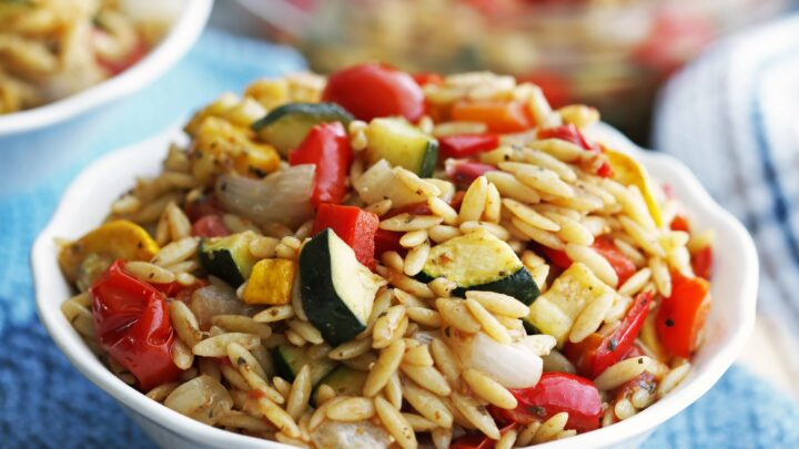 Orzo Nutrition Facts and Health Benefits