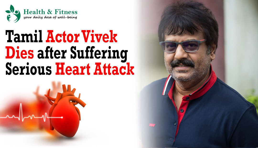Tamil Actor Vivek Passes Away after Suffering Serious Heart Attack